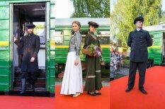 Kā laika gaitā mainījušies dzelzceļnieku tērpi?
