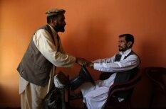 Kā pie autovadītāja tiesībām var tikt Afganistānā