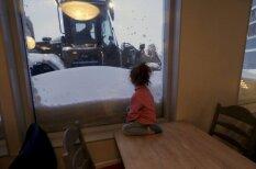 Два месяца в ледяном раю. Как беженцы живут на шведском курорте за Полярным кругом