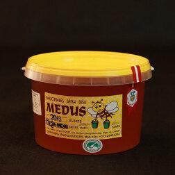 Мед из лесной малины