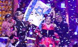 """Мировые знаменитости призвали к бойкоту """"Евровидения"""" в Израиле"""