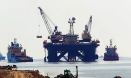 Из Финляндии в Эстонию по дну моря начали прокладывать газопровод