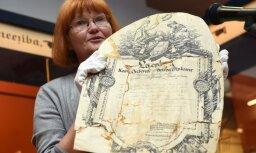 Valsts simtgadei top vairāk nekā 60 muzeju kopizstāde 'Latvijas gadsimts'