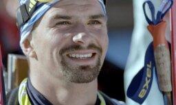 Bendika un Bricis kļūst par Latvijas čempioniem arī biatlona masu starta distancē