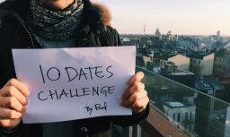 10 randiņi divās nedēļās: francūža Pola izaicinājums Rīgā