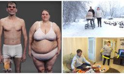 Alkohola atkarība, liekais svars un šaubas: Normunda un Līgas skarbais stāsts