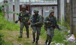 Kaujās starp ekstrēmistiem un separātistiem Filipīnās miruši 25 cilvēki