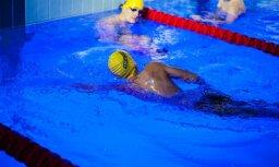Latvijā centīsies pārspēt Ginesa rekordu 100x100 metru peldējumā