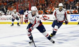 'Capitals', 'Stars' un 'Islanders' pārvar Stenlija kausa pirmo kārtu