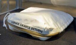 Сумка Армстронга с лунной пылью продана почти за 2 млн долларов