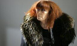 Mūžībā aizgājusi modes dizainere Sonja Rikela