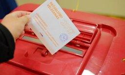 Повторные выборы на 785-м участке в Кекавском крае: активность избирателей выше
