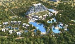 На Кипре возводят крупнейший в Европе казино-курорт