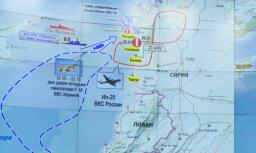 Израиль опроверг версию Минобороны РФ о сбитом в Сирии Ил-20