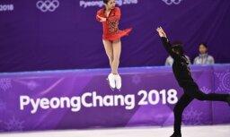 Par neobjektīvu tiesāšanu Phjončhanas olimpiādē ISU diskvalificē divus Ķīnas daiļslidošanas tiesnešus