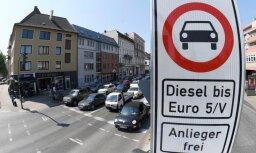 Jaunu automašīnu tirdzniecība Vācijā maijā sarukusi par 5,8%