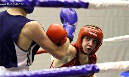 Fotoreportāža: Starptautiskās boksa sacensības 'Jelgava open 2013'