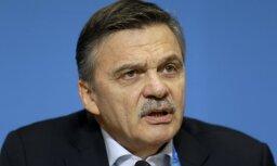 IIHF: valstīm jābūt gatavām saņemt atteikumu rīkot PČ terora draudu dēļ