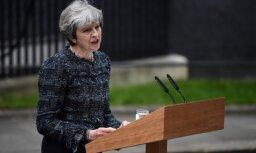 Meja apliecina, ka Lielbritānija vēlas ES pilsoņu palikšanu pēc 'Brexit'