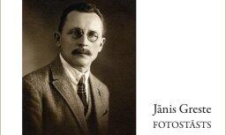Iznācis Andreja Grāpja fotoalbums 'Jānis Greste. Fotostāsts'