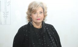 59 gadu vecumā mūžībā aizgājusi Inta Fogele