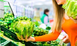 Patēriņa cenu līmenis gada laikā audzis par 2,8 %
