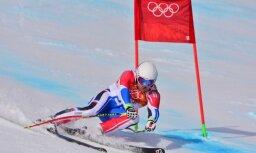 Pēc kritiena treniņā miris franču kalnu slēpotājs Puasons