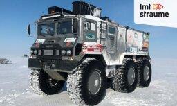 'ZeKurbulis' video: 'Burlak' visurgājējs un latviešu arktiskā ekspedīcija