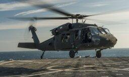 Кабмин поддержал покупку за 175 млн евро четырех вертолетов Black Hawk