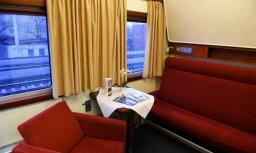 Поезд из Санкт-Петербурга в Берлин могут пустить через Латвию