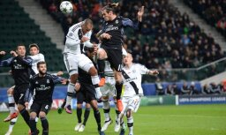 Real M Gareth Bale vs Legia Vadis Odjidja