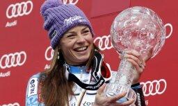 Divkārtējā olimpiskā čempione kalnu slēpošanā Maze paziņo par karjeras beigām