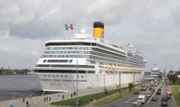 Rīgas ostā šogad ieplānotas 85 kruīza kuģu vizītes