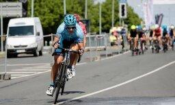 Pasaules šosejas riteņbraukšanas uzvaru rangā Bogdanovičs apsteidz Frūmu