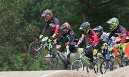 'SMScredit.lv' BMX čempionāta sezona sestdien turpināsies Vecpiebalgā