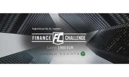 Vēlies laimēt 1900 EUR? SSE Riga Finance Challenge 2017