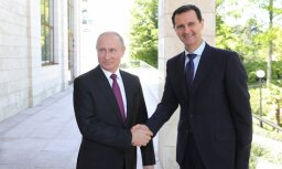 Путин и Асад встретились в Сочи