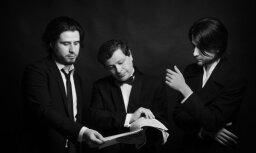 Izdots pirmais Osokinu albums 'Trīs Osokini latviešu klaviermūzikā'