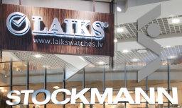 'Laiks' ienāk 'Stockmann': universālveikalā tiks atvērts plašs pulksteņu un juvelierizstrādājumu veikals
