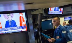 Turcijas liras kursa kritums turpina satricināt pasaules biržas