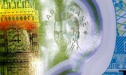Britu mākslinieks apritē palaiž ekskluzīvas banknotes ar iegravētu Keina mini portretu