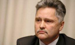 Lidostas 'Rīga' valdes priekšsēdētājs Jurjevs atkāpjas no amata