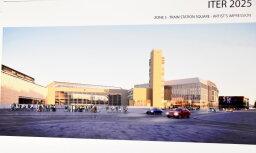 Arhitekti pauž bažas par 'Rail Baltica' Rīgas stacijas konkursa gaitu