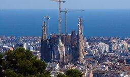 Испанские террористы собирались устроить взрыв возле собора Саграда-Фамилия