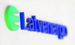 'Latvenergo' koncerns pērn nopelnījis 322 miljonus eiro