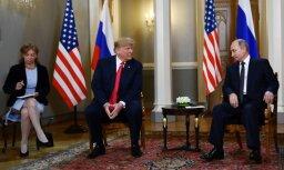 Bloomberg: Путин предложил Трампу провести референдум по Донбассу