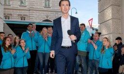 На парламентских выборах в Австрии лидируют консерваторы из АНП