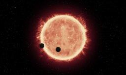 """Российские астрономы зафиксировали """"инопланетный сигнал"""""""