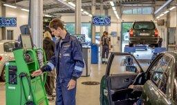 Проверка CSDD: у каждого десятого автомобиля — технические проблемы