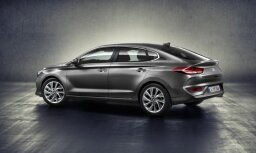 'Hyundai' prezentējis 'i30 Fastback' un sportisko 'i30 N'